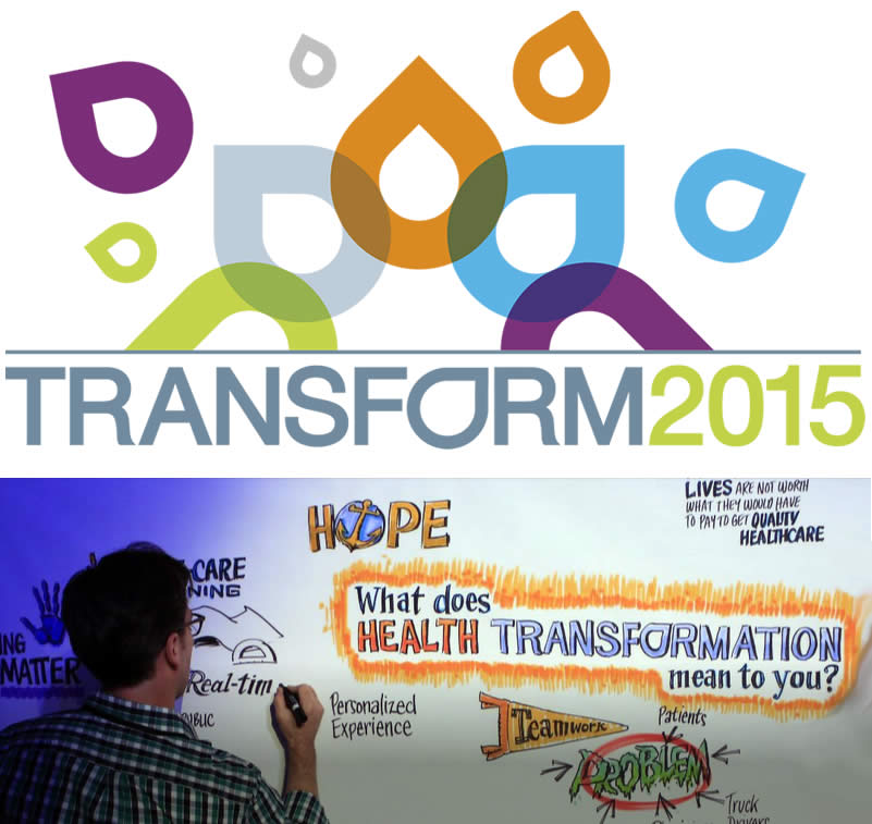 Transform2015, Event Header