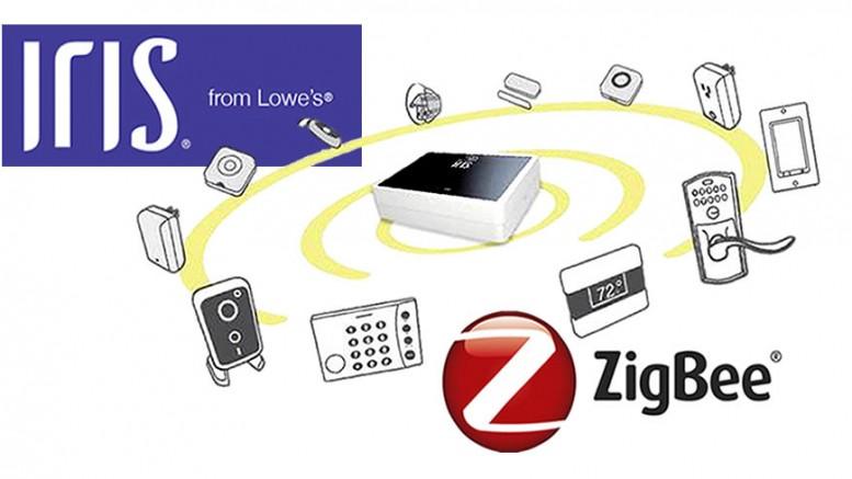 Lowes Iris Joins Zigbee