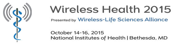 wireless-health-conference 2015, banner
