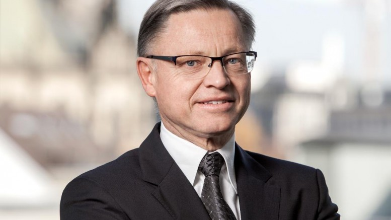 Ulf Claesson, CEO of Clinerion
