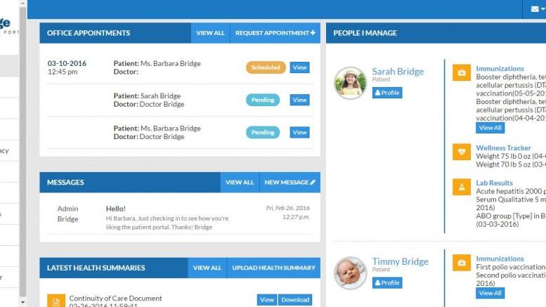 Bridge Press Portal__announcing