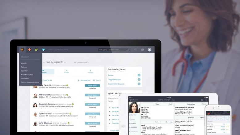 Kareo launches a complete, cloud-based technology platform for independent medical practices - including clinical, marketing, billing, practice marketing and patient engagement functions – via desktop and mobile design, including applications for the iPhone, iPad and Apple Watch.