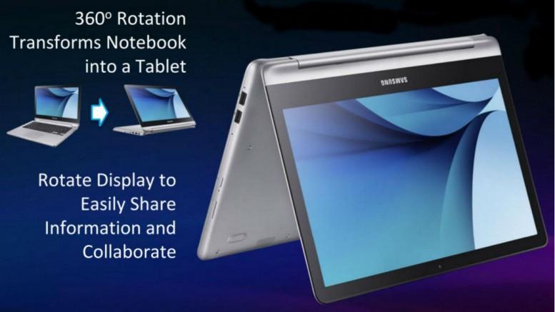 Samsung 7 Spin EDT